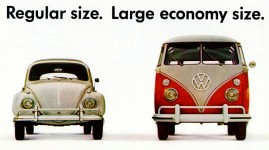 Volkswagen Sizes
