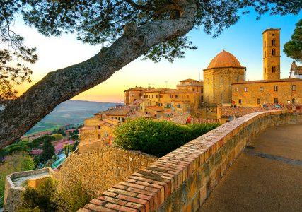 Volterra Overlook Jigsaw Puzzle