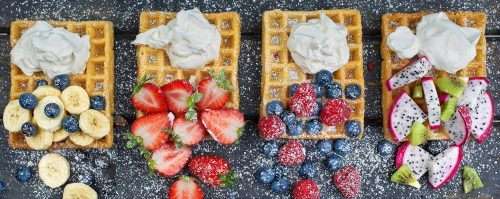 Waffle Delight Jigsaw Puzzle