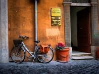 Waiting Bike