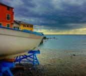 Waiting Boat