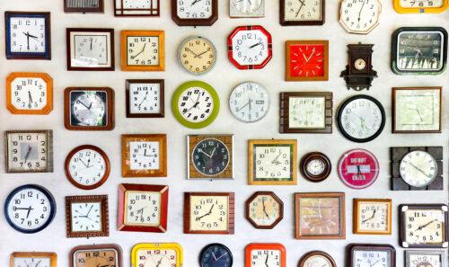 Wall Clocks Jigsaw Puzzle