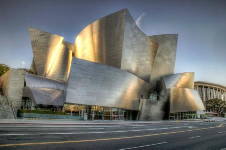 Walt Disney Concert Hall Jigsaw Puzzle