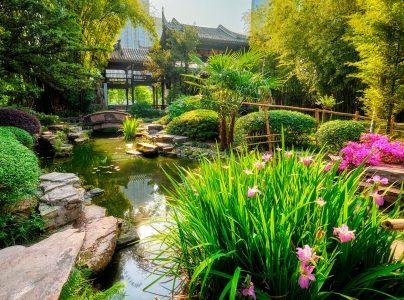 Wangjianglou Park Jigsaw Puzzle