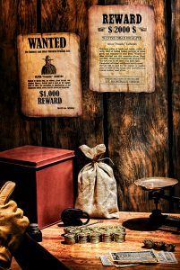Wanted Posters Jigsaw Puzzle
