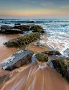 Warriewood Beach Jigsaw Puzzle