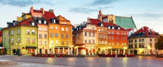 Warsaw Town Square