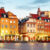 Warsaw Town Square Jigsaw Puzzle