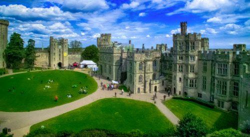 Warwick Castle Jigsaw Puzzle