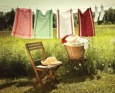 Washing Day Jigsaw Puzzle