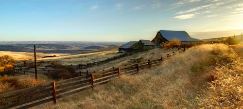Washington Ranch Jigsaw Puzzle