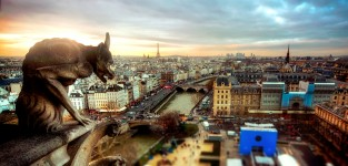 Watching Over Paris