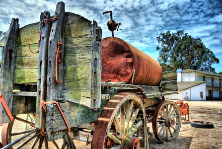 Water Wagon Jigsaw Puzzle