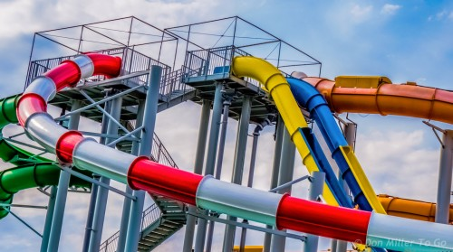 Waterpark Jigsaw Puzzle