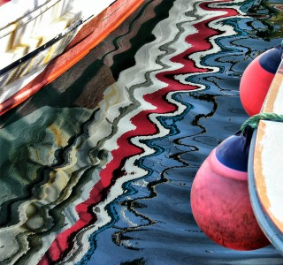Watery Reflection Jigsaw Puzzle