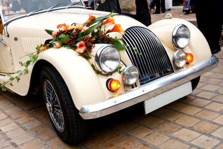Wedding Car Jigsaw Puzzle