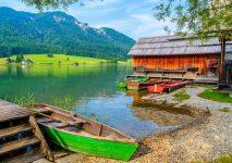 Weissensee Lake