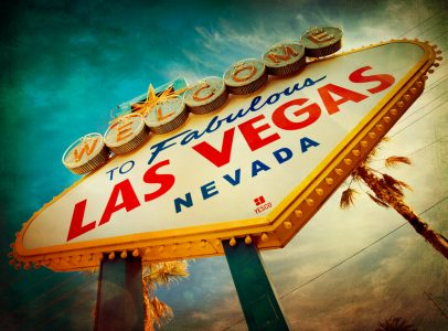 Welcome to Vegas Jigsaw Puzzle