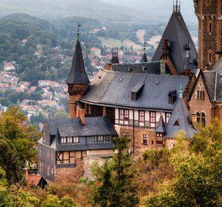Wernigerode Castle Jigsaw Puzzle