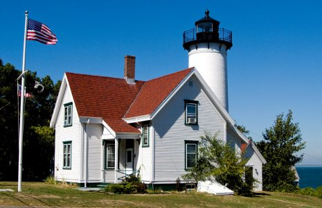 West Chop Lighthouse Jigsaw Puzzle