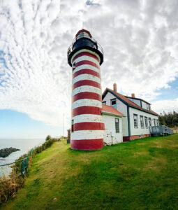 West Quoddy Lighthouse Jigsaw Puzzle