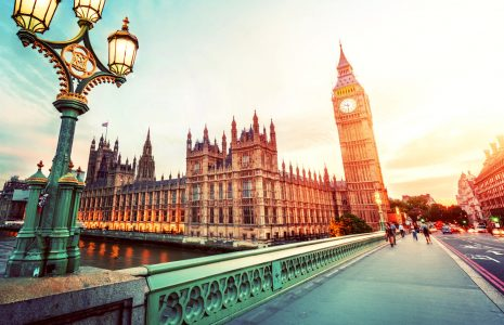 Westminster Bridge Jigsaw Puzzle