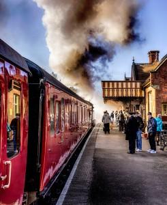 Weybourne Station Jigsaw Puzzle