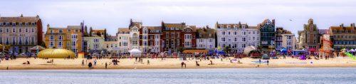 Weymouth Beach Jigsaw Puzzle
