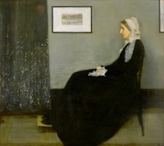 Whistler's Mother Jigsaw Puzzle