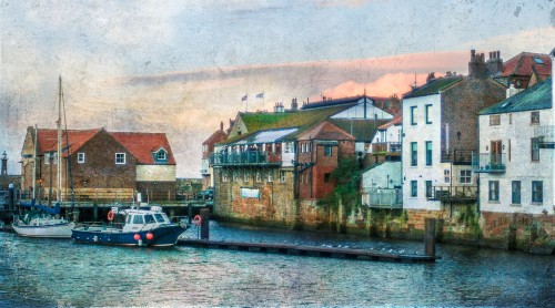 Whitby Harbour Jigsaw Puzzle
