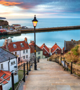 Whitby Steps Jigsaw Puzzle