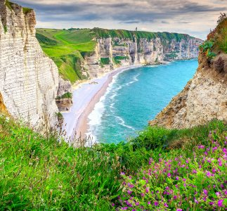 White Cliffs Jigsaw Puzzle