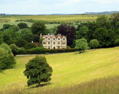 Wiltshire Manor Jigsaw Puzzle