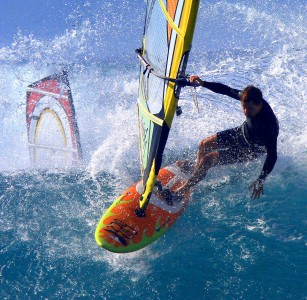 Wind Surfing Jigsaw Puzzle