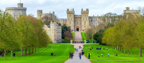 Windsor Castle Jigsaw Puzzle