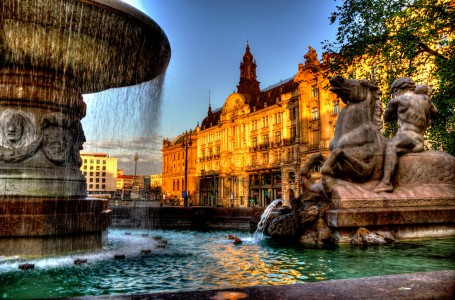 Wittelsbach Fountain Jigsaw Puzzle
