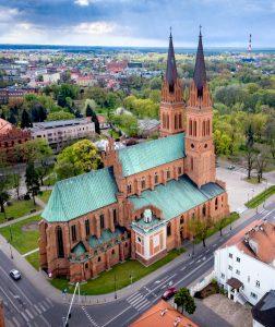 Wloclawek Cathedral Jigsaw Puzzle