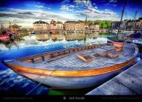 Wood Boat