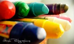 Worn Crayons