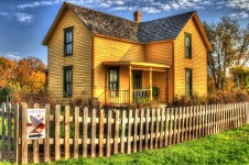 Yellow Farmhouse