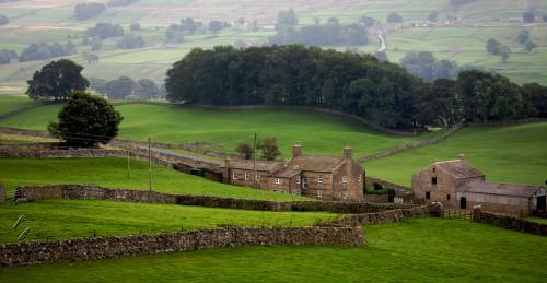 Yorkshire Dales Farm Jigsaw Puzzle