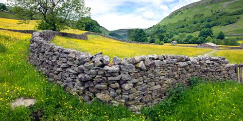 Yorkshire Meadows Jigsaw Puzzle