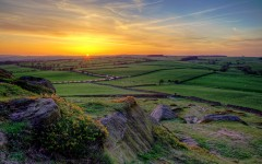 Yorkshire Sunset