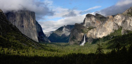 Yosemite Valley Jigsaw Puzzle