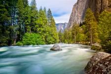 Yosemite Water Flow