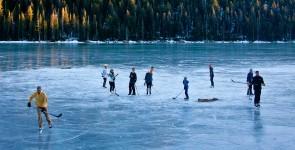 Yosemite Ice Hockey