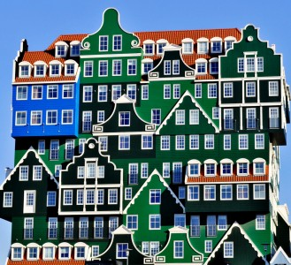 Zaandam Hotel Jigsaw Puzzle