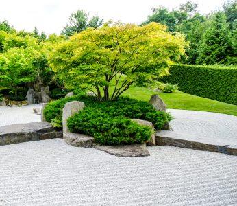Zen Garden Jigsaw Puzzle